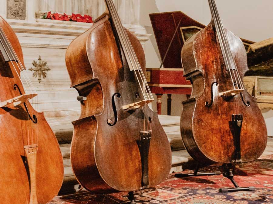 Ankauf von Musikinstrumenten